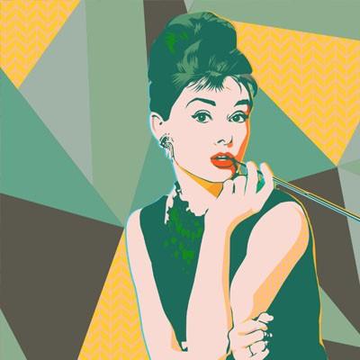 Audrey Hepburn 7