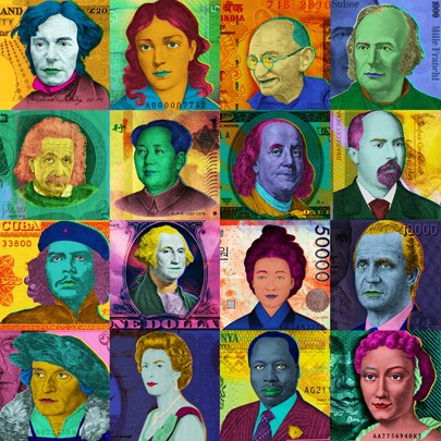 MONEY - let it entertain you !