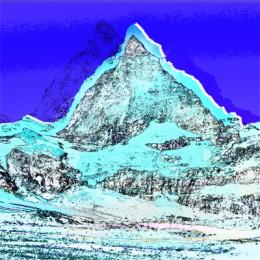 Matterhorn - Blue