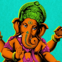 Ganesha Firoza