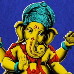 Ganesha Nila