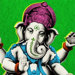 Ganesha Grina