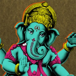 Ganesha Mocha